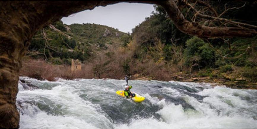 Concentration des Gorges du Diable 2019 - Gignac Canoë Kayak