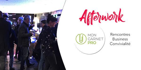 After-work d'Octobre - Mon Carnet Pro