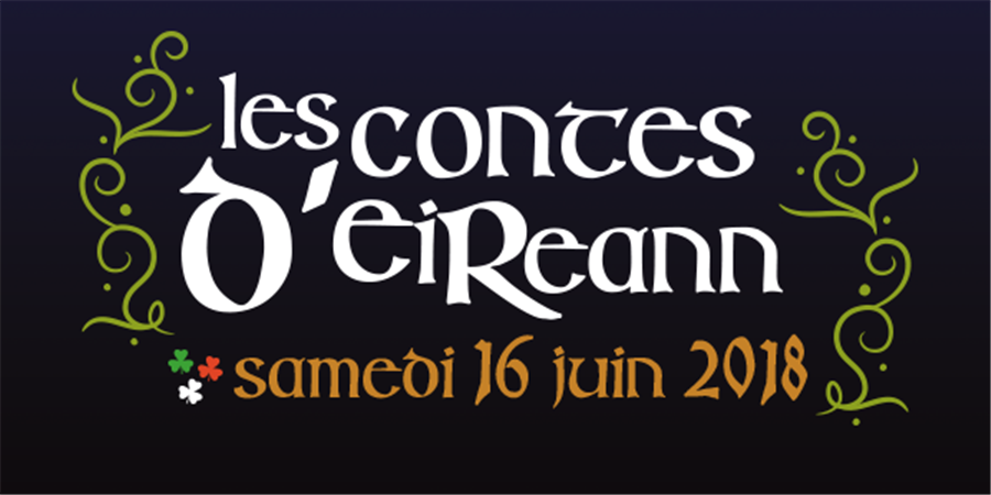 Spectacle 2018 - Les contes d'Eireann - Irish Tap and Dance