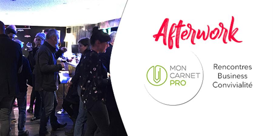 After-Work de novembre - Mon Carnet Pro