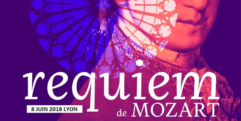 Arcama CNRS, Choeur d'Hommes de Lyon, Polyvocalies,  Requiem de Mozart - Arcama