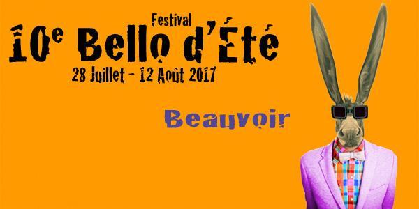 Le Bello d'Été 2017 - Le Bellovidère