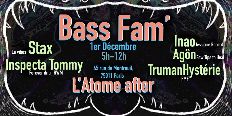 AFTER - Bass fam' - IMGN