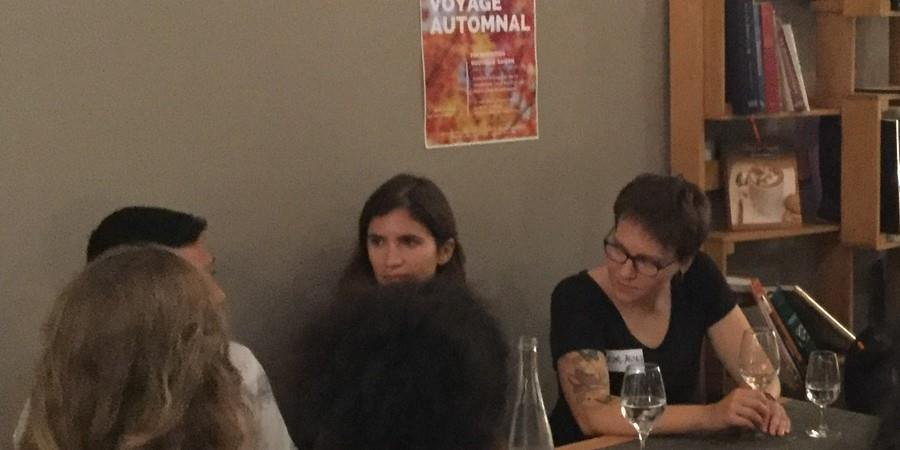 Soirée de découverte de notre association - La Jeune Chambre Economique de Nantes