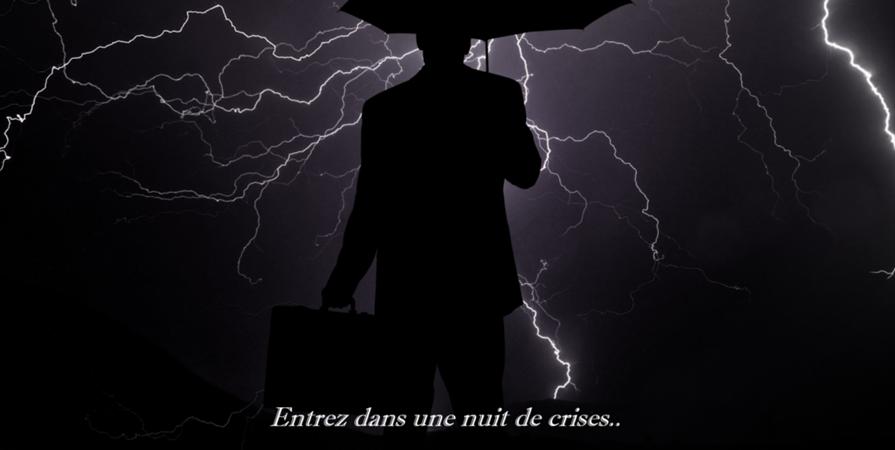 Nuit de la Gestion de Crises - ANAJ-IHEDN