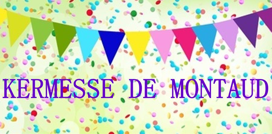 Kermesse Montaud 2019 - APE école buissoniere