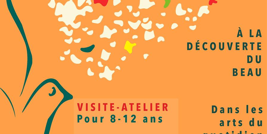Visite-atelier pour 8 - 12 ans: À LA DÉCOUVERTE DU BEAU - Conscience Soufie