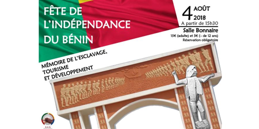 Fête de l'Indépendance du Bénin  - Association des Béninois et Amis de Nantes