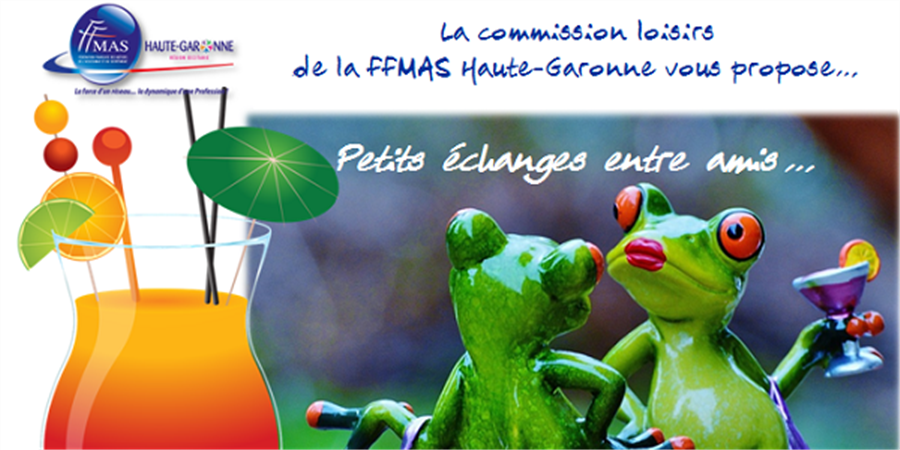 Afterwork FFMAS 31 - Mercure St Georges - FFMAS Haute-Garonne