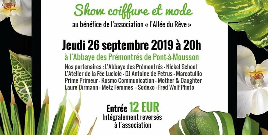 Fashion Charity Night by Le Cosi & Le Showroom - ALLÉE DU RÊVE