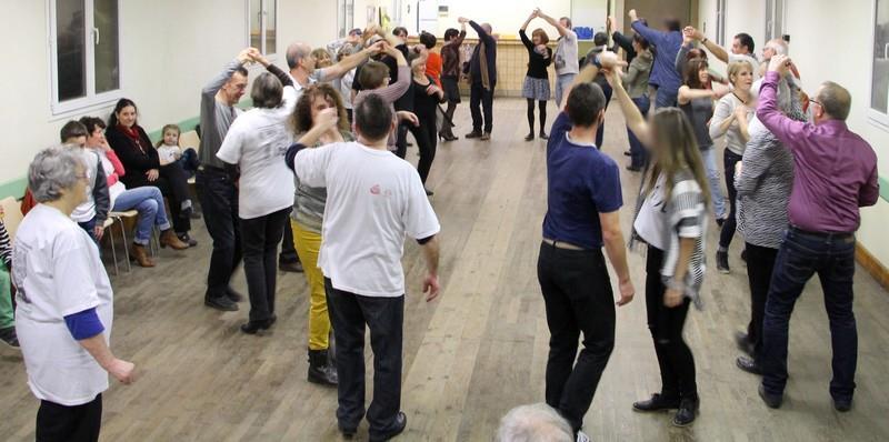 stage de danses traditionnelles et soirée - K'Dances