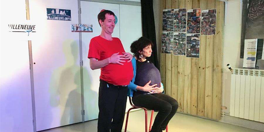 «Scène de couples chez Feydeau» - Compagnie haute Tension