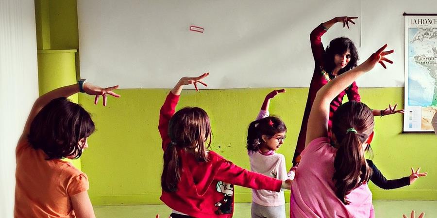Danse Bollywood enfant - Bolly Deewani, danse Bollywood et Fitness Bollywood
