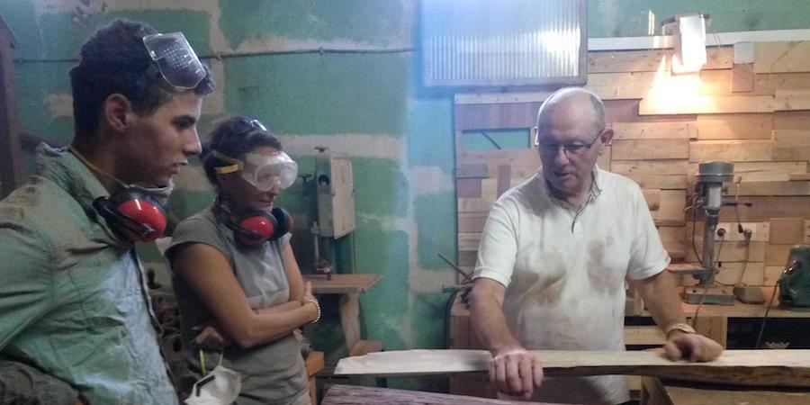 Ateliers créa recup' 04/07 - La Nouvelle Mine