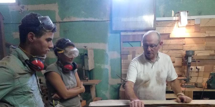 Ateliers créa recup' 09/05 - La Nouvelle Mine
