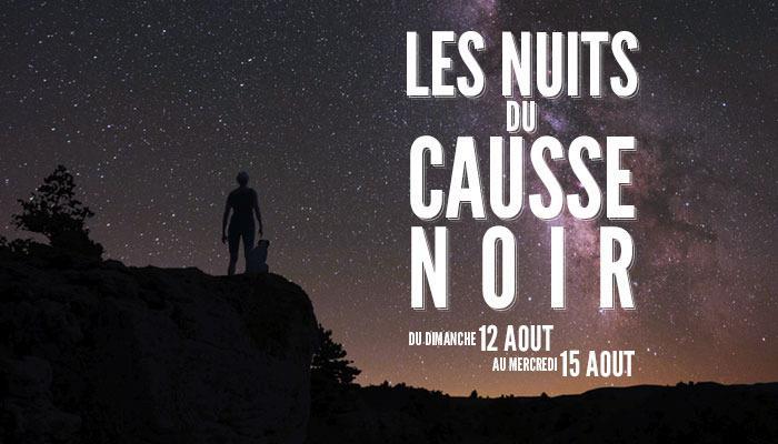 Les Nuits du Causse Noir 2018 - Société Astronomique de Montpellier