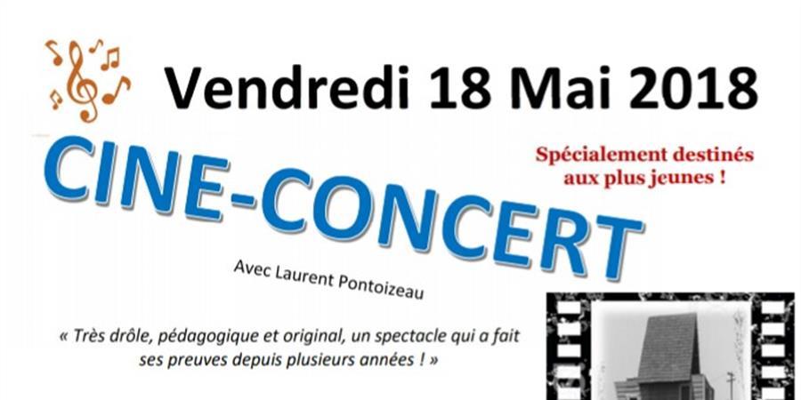 Ciné concert - Apel École Ste Marie
