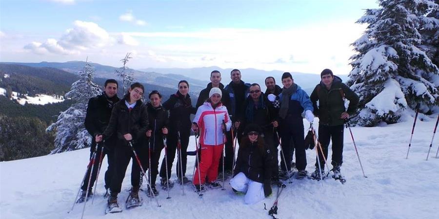 Ski Alpin - Rando raquettes PSF - Pont Sans Frontières (PSF)
