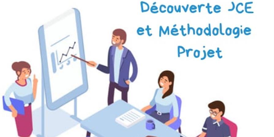 Formation Méthodologie et découverte de la JCE (réservé aux 18 à 40 ans) - Jeune Chambre Economique du Saumurois