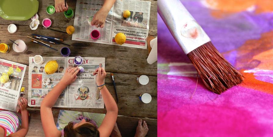 Atelier créatif  3/6 ans - La Cabane aux apprentis'sages Dijon