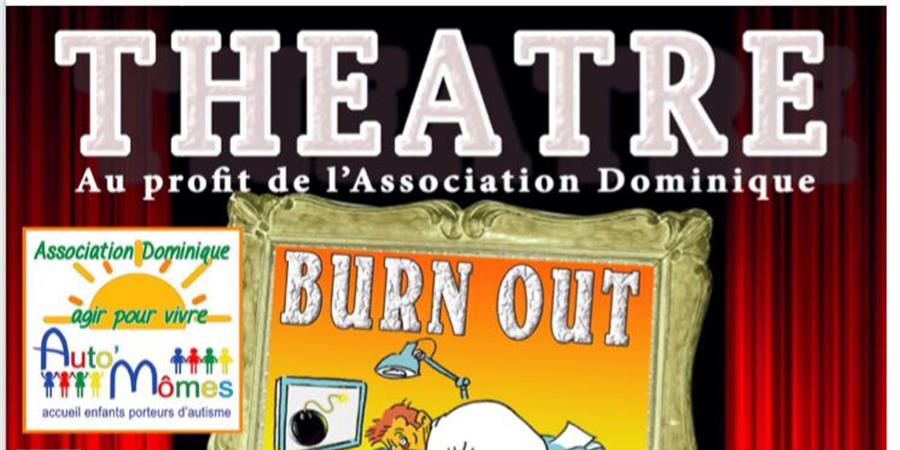 """THEATRE """"BURN OUT"""" - Rotary Grenade"""