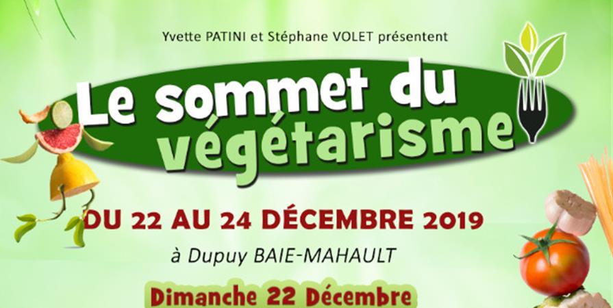 Le Sommet du Végétarisme - LVS Santé