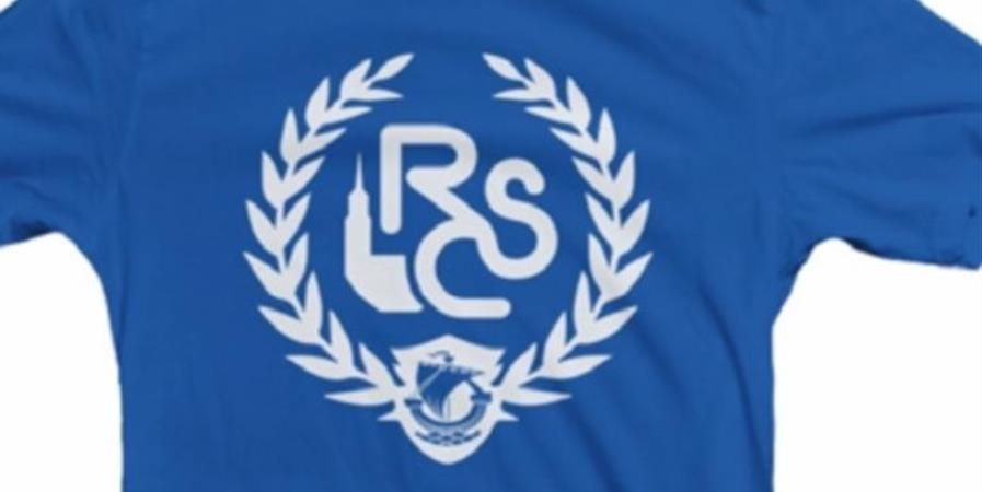 T-shirt Blue Section - RCS- SECTION PANAME