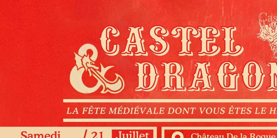 CASTEL & DRAGON 2018 - Castelroc en Arifadès