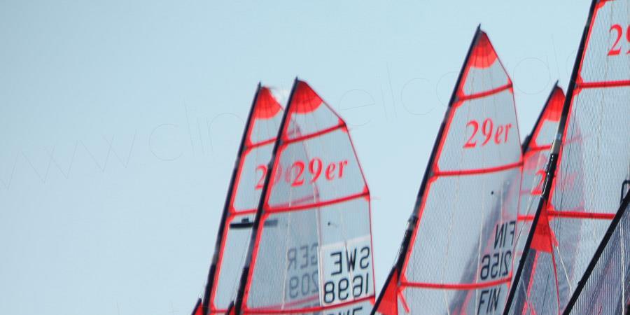 EURO CUP 29er - Yacht club de Cavalaire