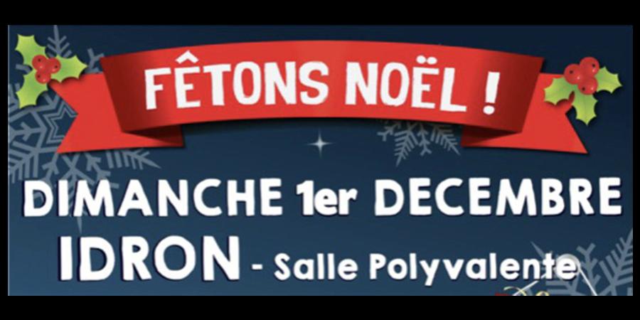 CAPE Idron fête Noël - CAPE Idron