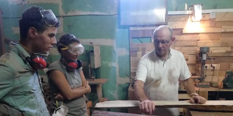 Atelier créa récup' 12/12 - La Nouvelle Mine