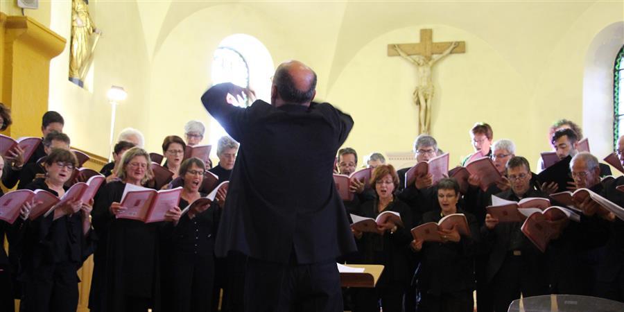 Musique sacrée russe : Les Vêpres de RACHMANINOV - Ensemble Vocal Heinrich Schütz
