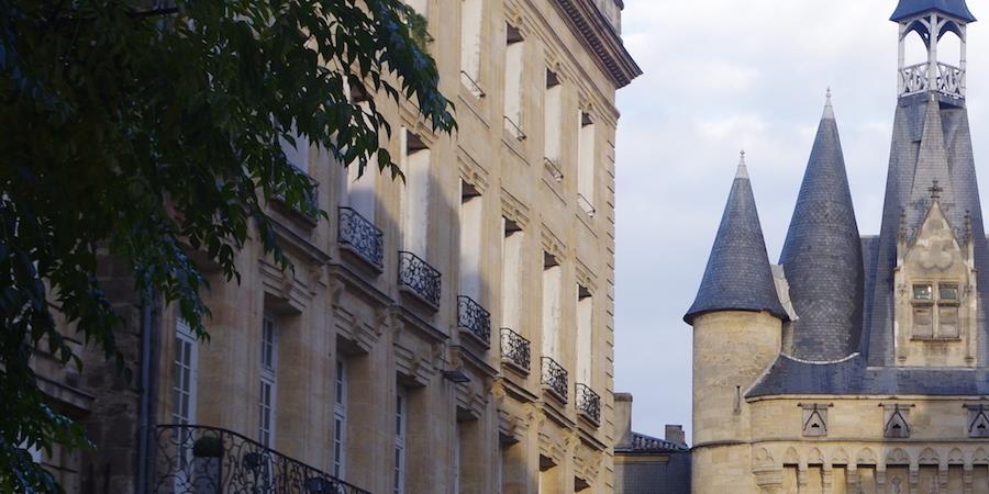 Visite guidée // Bordeaux, de places en places  - Tout Art Faire