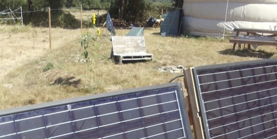 Installation solaire électrique autonome - sam 9 nov  '19 - Atelier du Soleil et du Vent