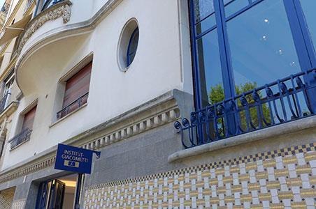 Visite de l'Institut Giacometti - Association Paris Art Deco/Paris Art Deco Society (A.PAD.S)