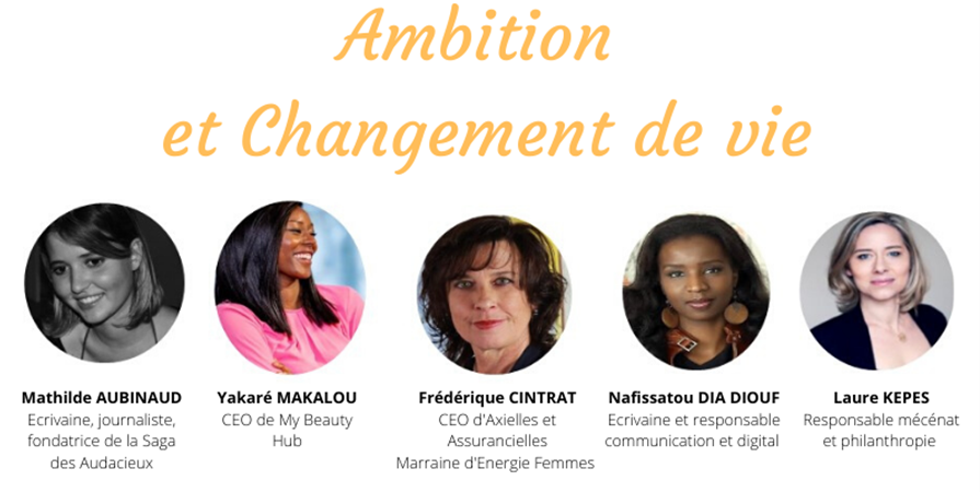 Soirée annuelle du réseau Energie Femmes - Energie Femmes