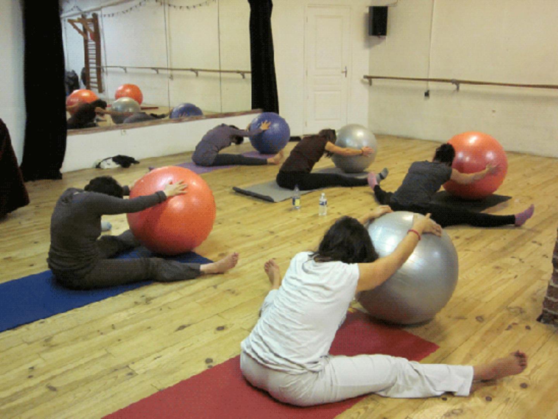 Assouplissement - Nandini Yoga