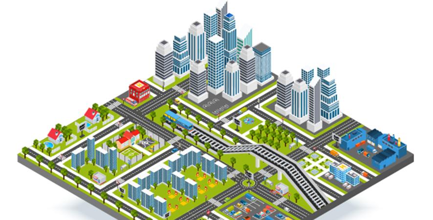 Révolution des chaines d'approvisionnement en territoire urbain dense - CDIF