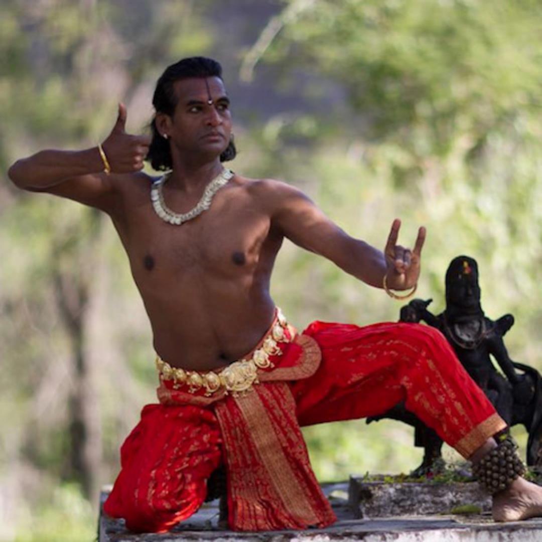 Bharata Natyam avec Raghunat Manet - Festival Les Suds, à Arles