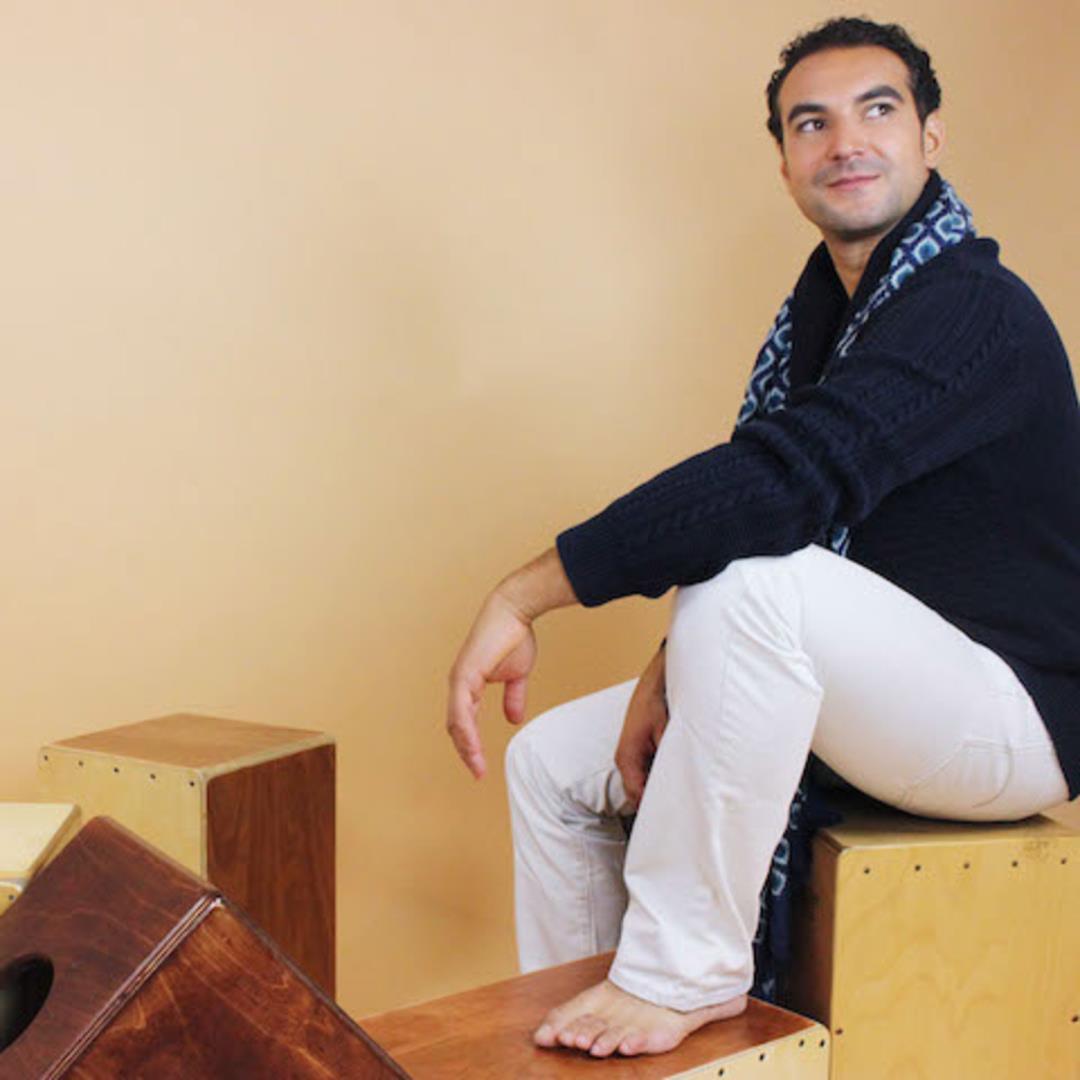 Cajón & palmas avec Juan Manuel Cortés - Festival Les Suds, à Arles