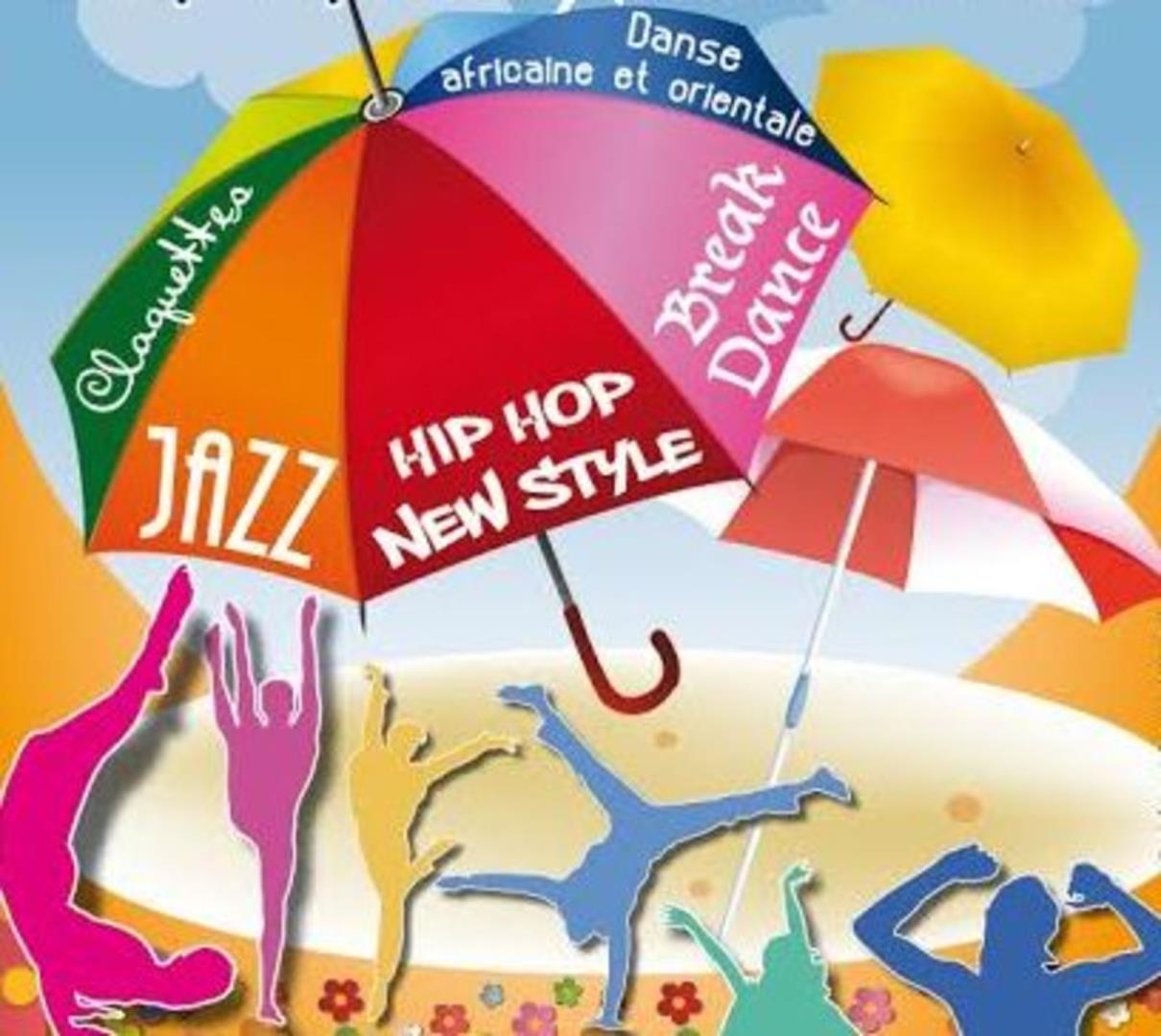 Modern'jazz- Hip-hop new style-Claquettes-Orientale ou danse africaine - STUDIO DANSE CALAIS