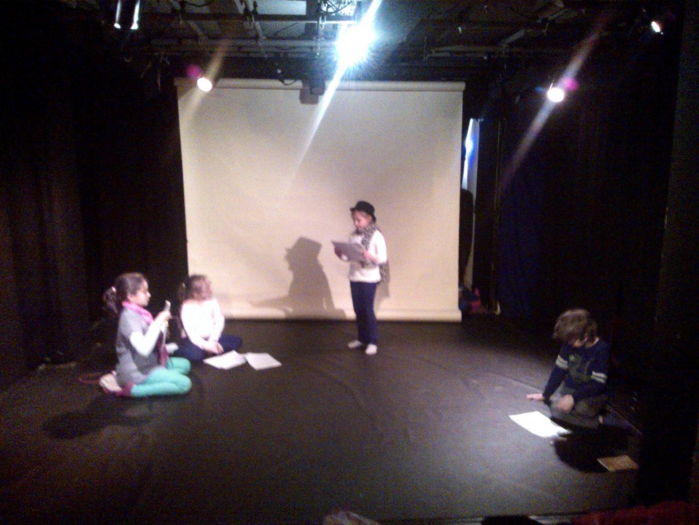 Atelier Théâtre - ARSENE CREATIONS