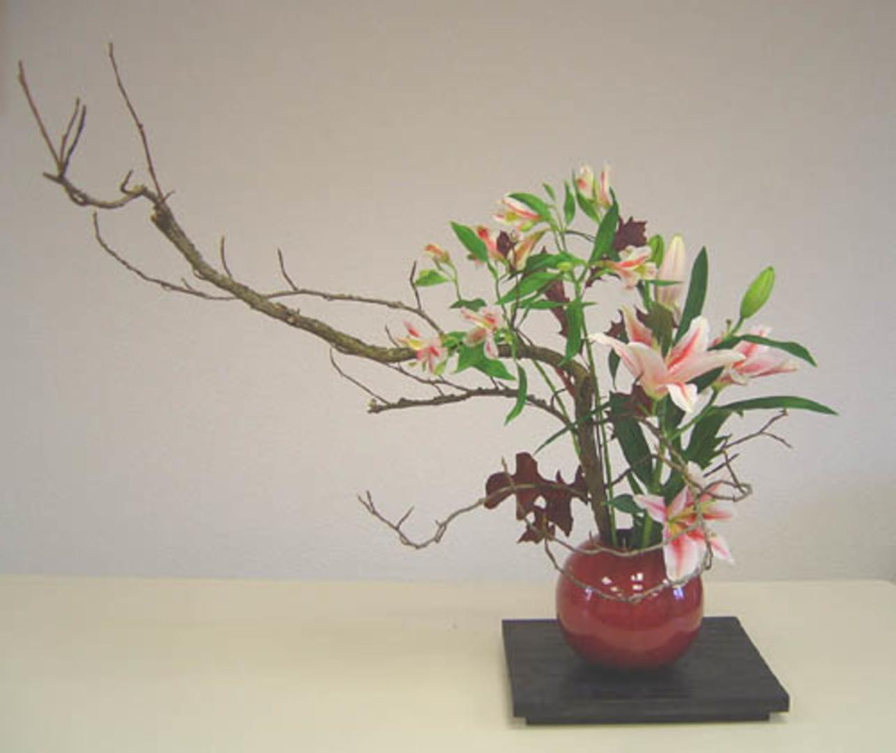 IKEBANA - Art et Culture Japonais