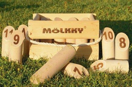 Concours de Mölkky dans le cadre de la Fête du Bois - Association des Moulins de Martin et Cécile
