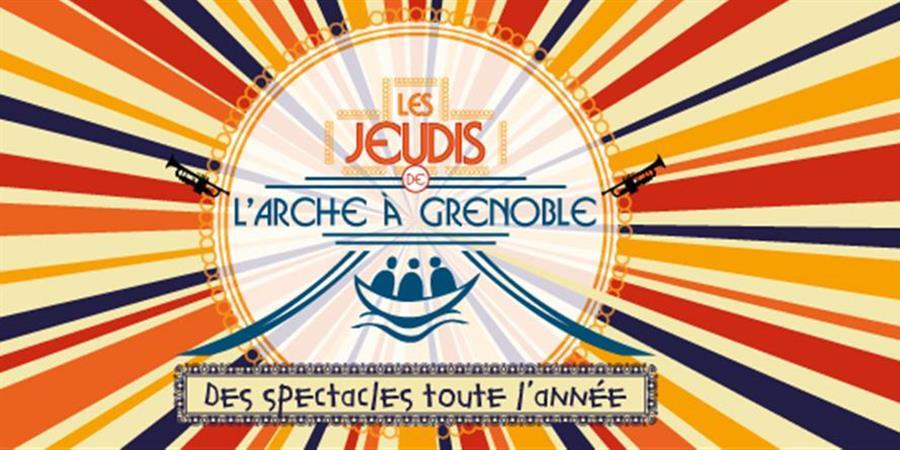 Les jeudis de l'Arche Jeudi 31 Jan 2019 - Soirée rock avec Pam&La et Vegas Karma - ARCHE DE JEAN VANIER A GRENOBLE