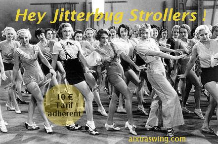 AIXTRA STAGE 100% SOLO : Jitterbug Stroll avec Louis - AIXTRASWING