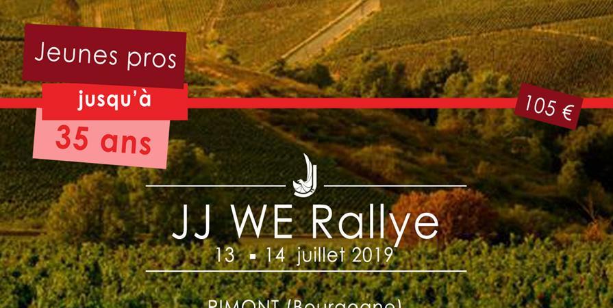 JJ WE Rallye - Jeunes de St Jean
