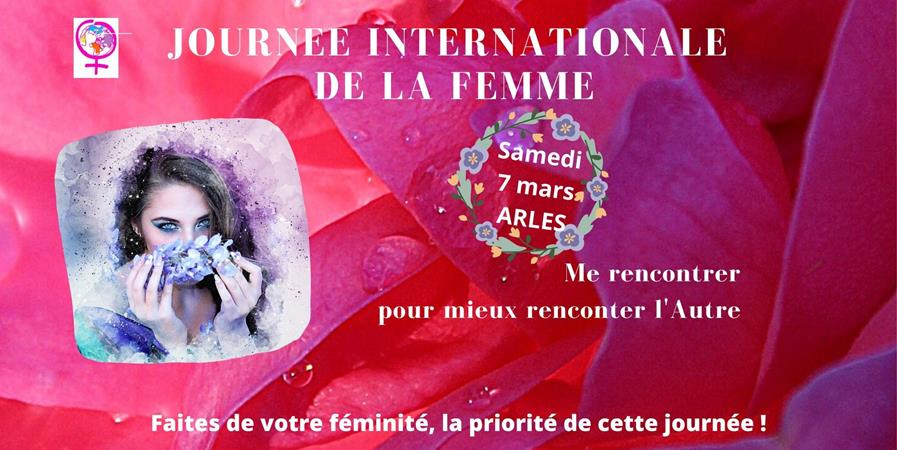 Journée Internationale de la FEMME - En'vie
