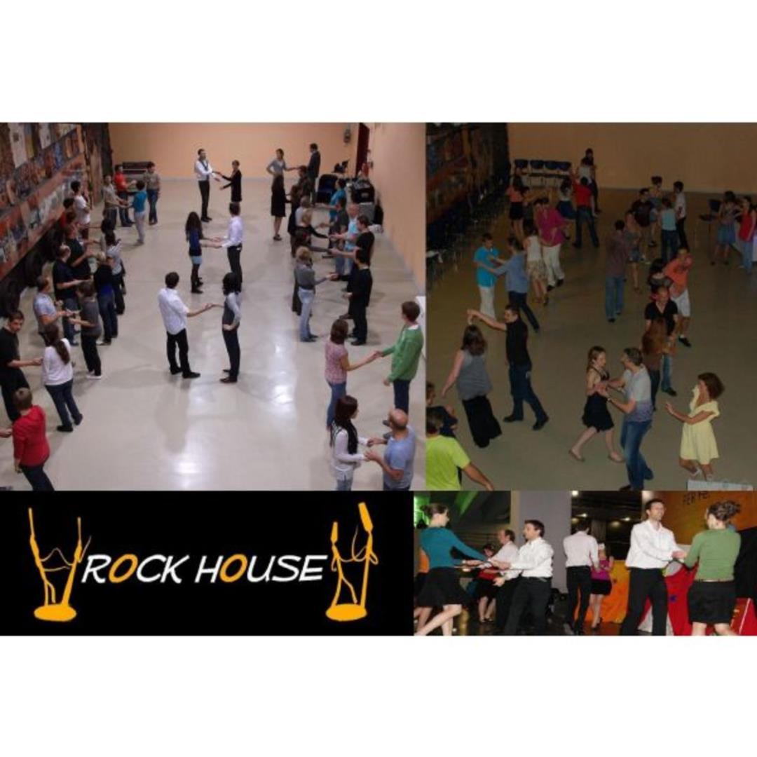 """Cours de danse """"Rock 4 Temps"""" - Rock House"""