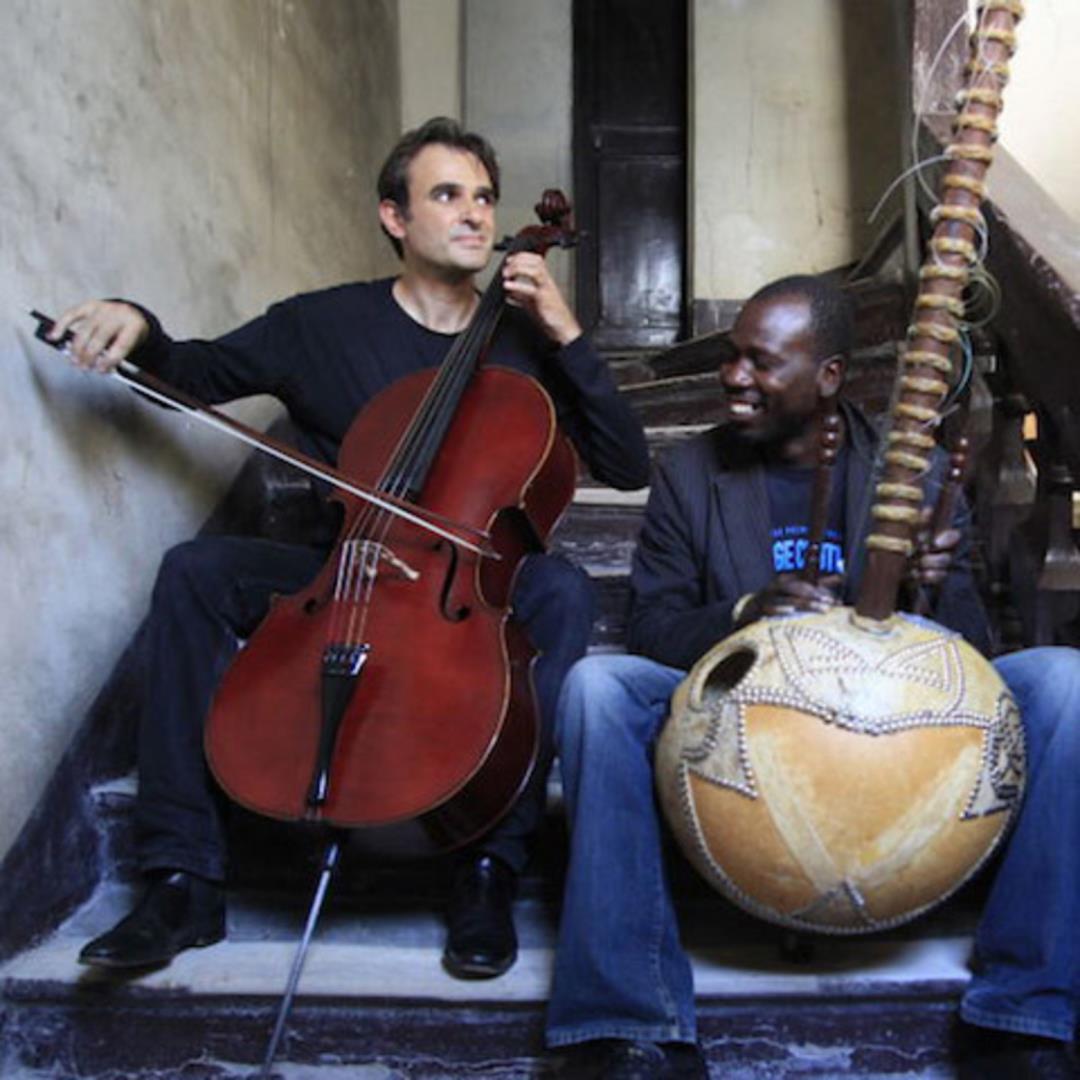 Violoncelle avec Vincent Segal - Festival Les Suds, à Arles